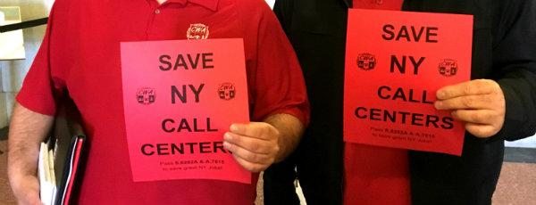 Save New York Call Centers