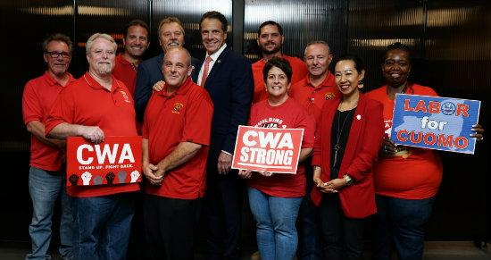 CWA with Andrew Cuomo